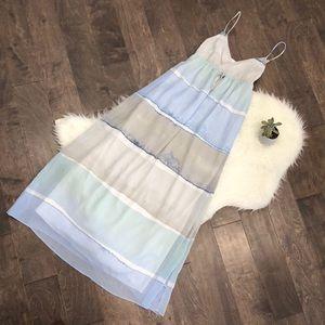 Lauren Conrad Pastel Maxi Dress